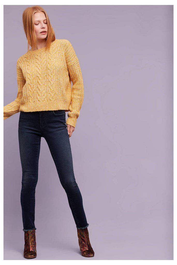 Marie Cabled Jumper