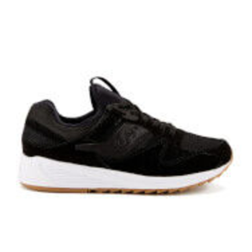 Saucony Men's Grid 8500 Trainers - Black - UK 10