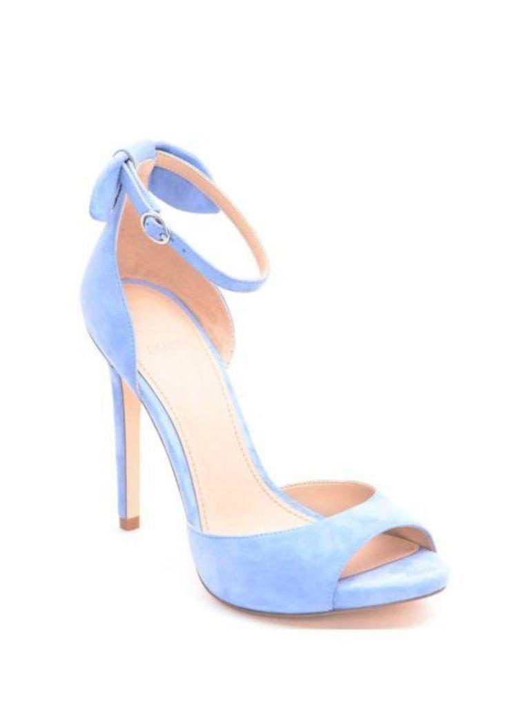 Guess Amella Suede Sandal