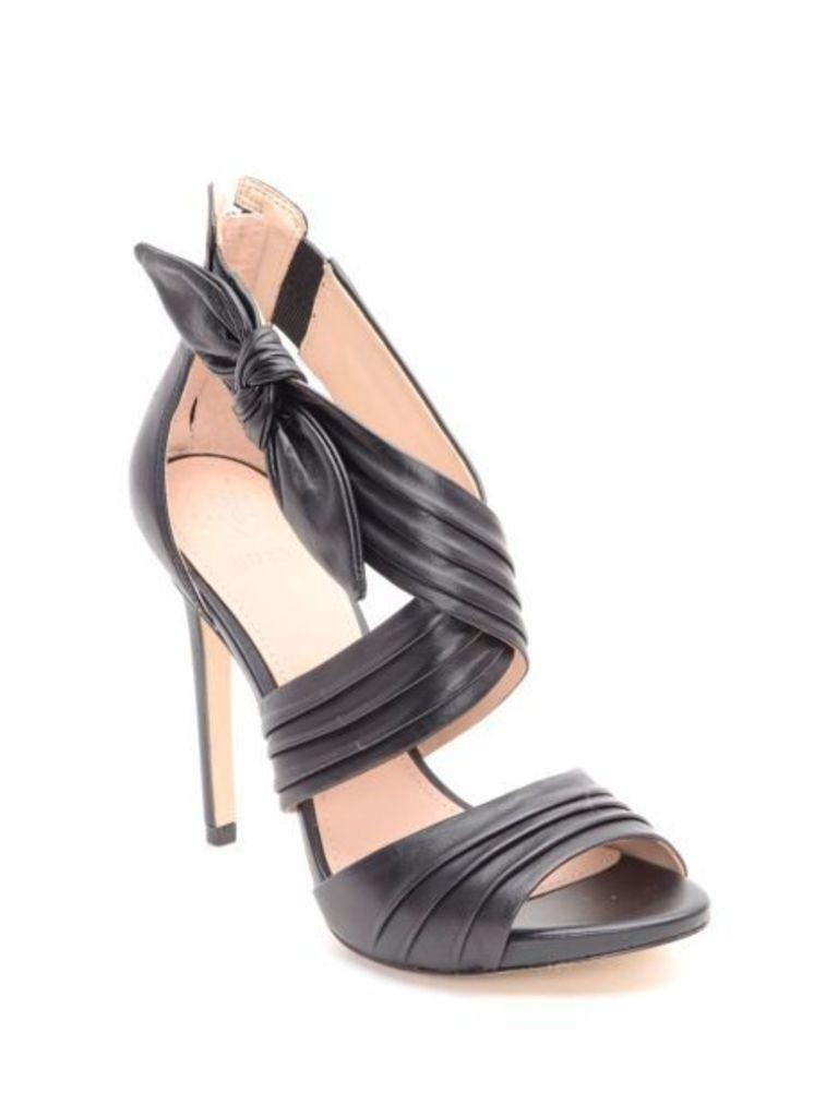 Guess Azali Real Leather Sandal
