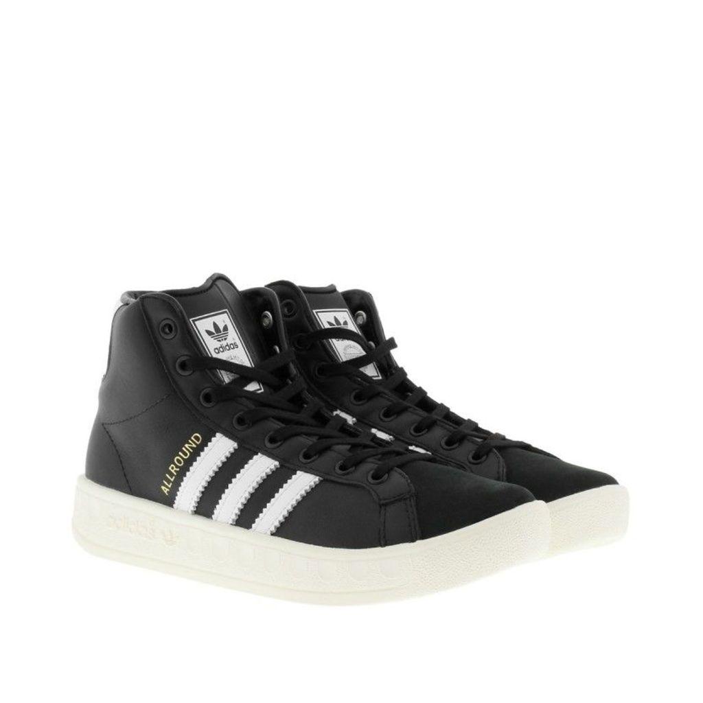 adidas Originals Sneakers - Allround OG High Top Black/White - in black - Sneakers for ladies