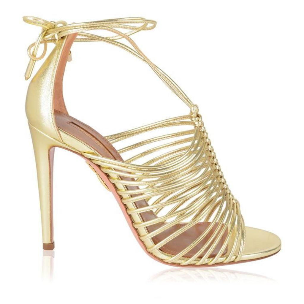 AQUAZZURA Nadja Heeled Sandals