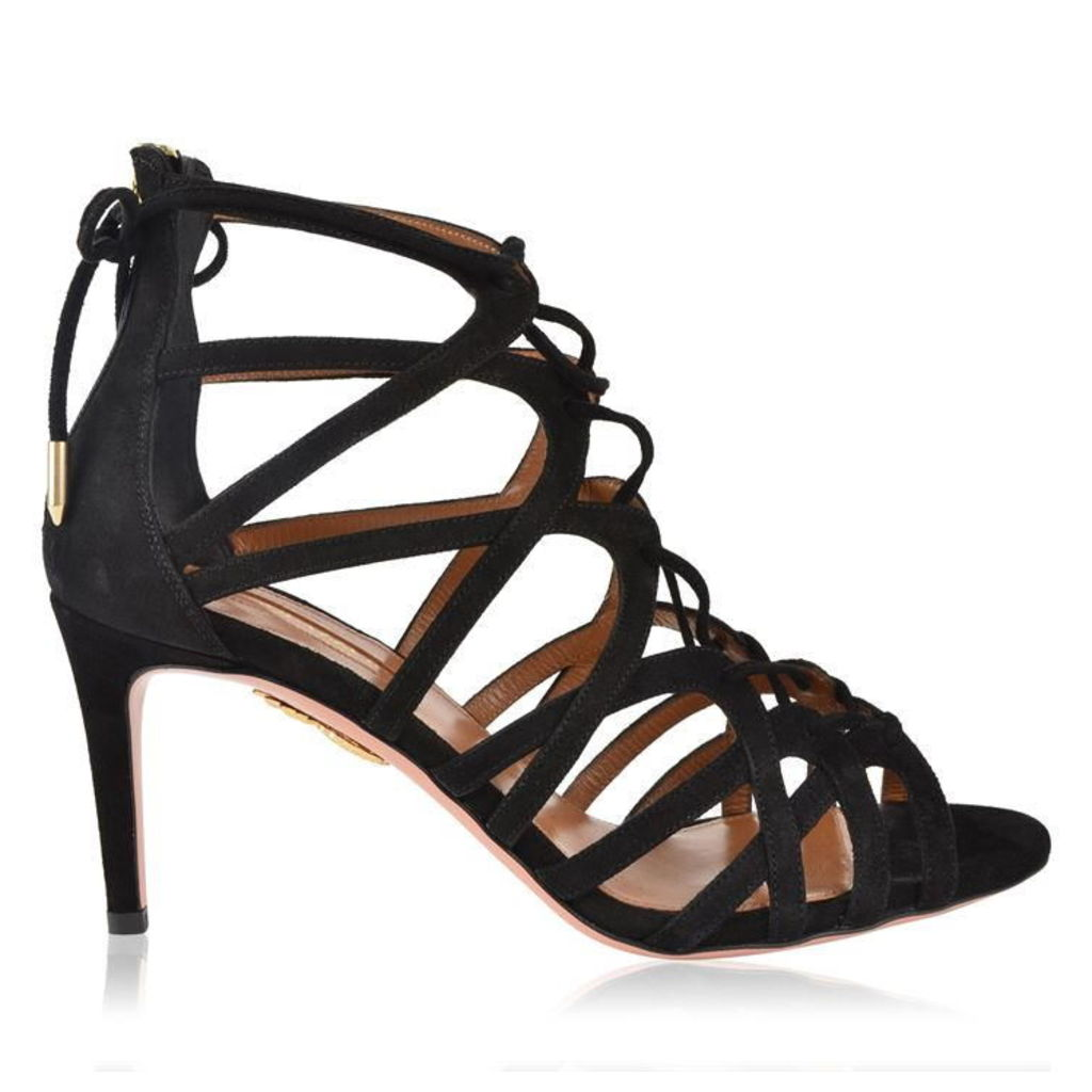 AQUAZZURA Ivy Heeled Sandals