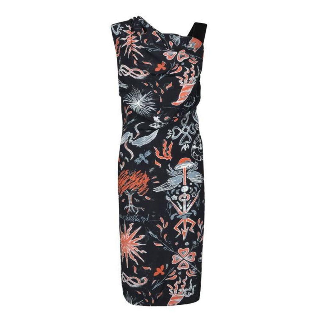 VIVIENNE WESTWOOD ANGLOMANIA Heritage Dress