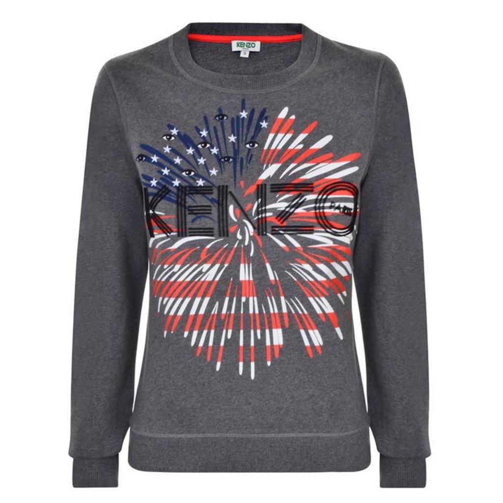 KENZO Fireworks Sweatshirt