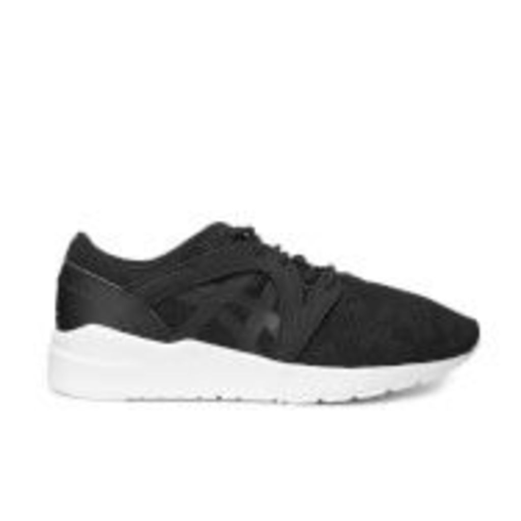 Asics Women's Gel-Lyte Komachi Mesh Trainers - Black/Black - UK 6