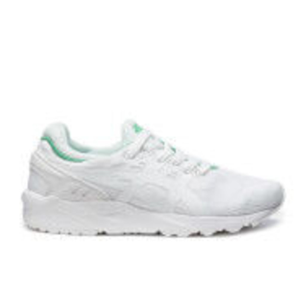 Asics Women's Gel-Kayano Evo Mesh Trainers - White/White - UK 3.5