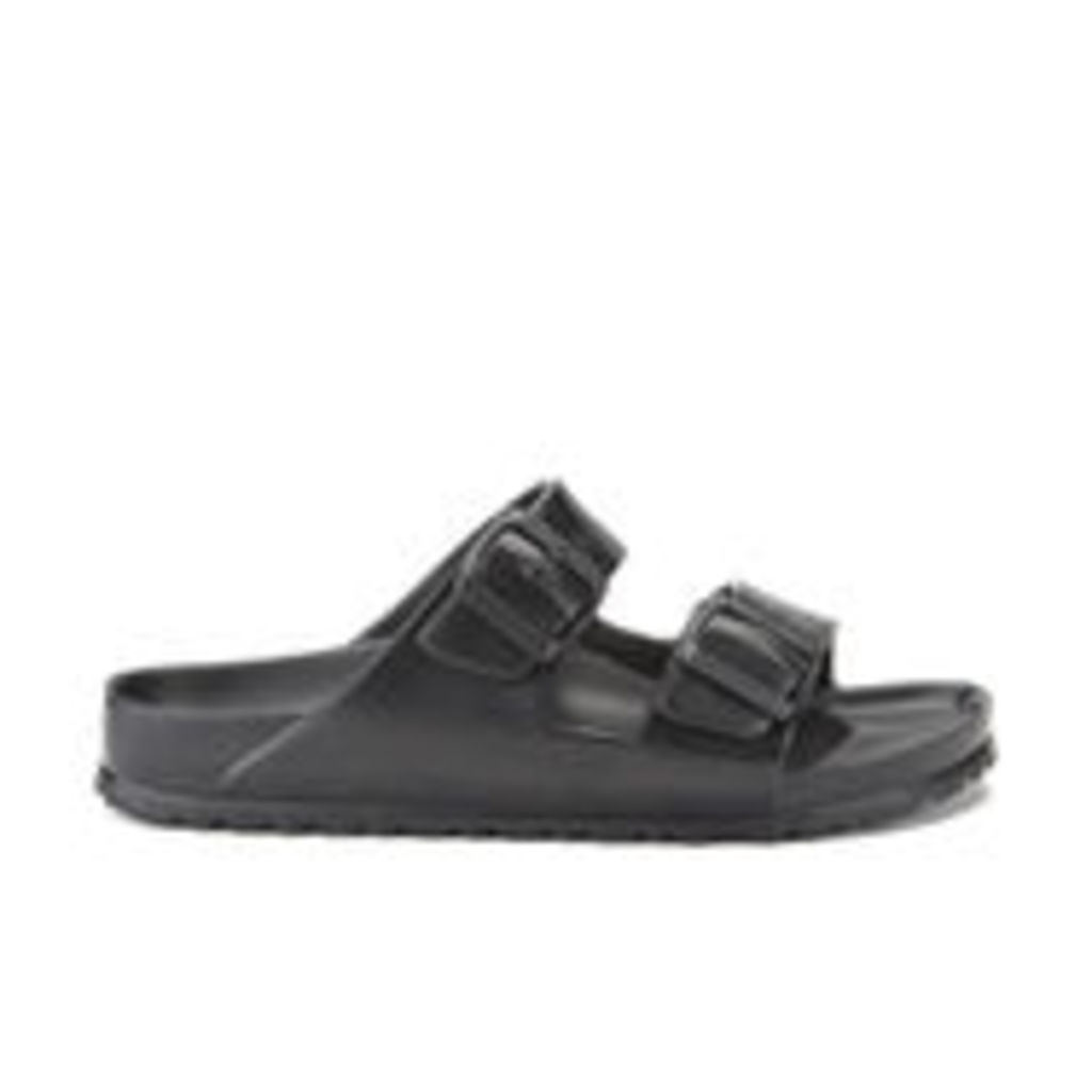 Birkenstock Women's Arizona Slim Fit Eva Double Strap Sandals - Black - UK 7