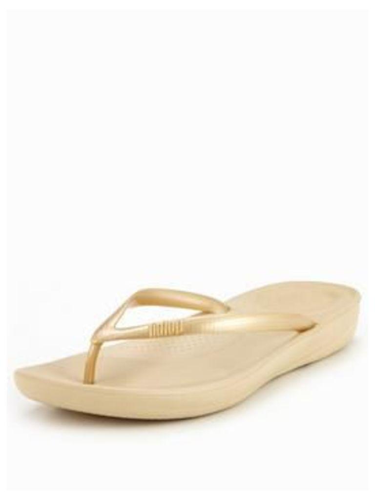Fitflop Fitflop Iqushion Ergonomic Flip Flop Sandal