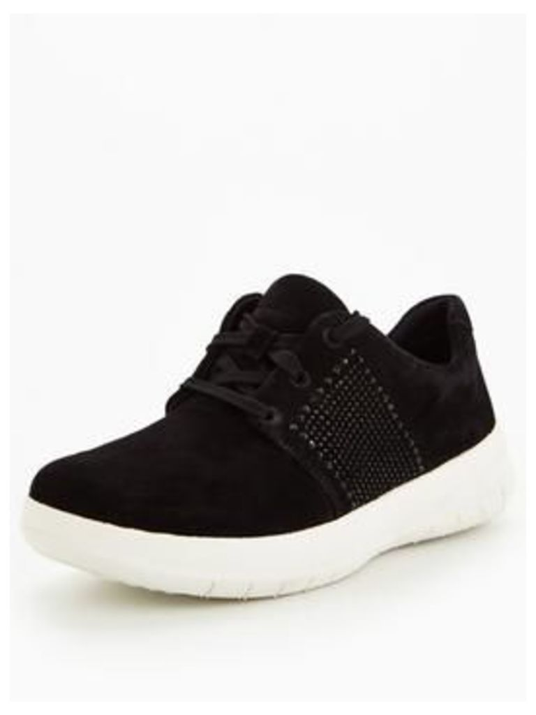Fitflop Fitflop Sporty-Pop X Crystal Sneaker Trainer