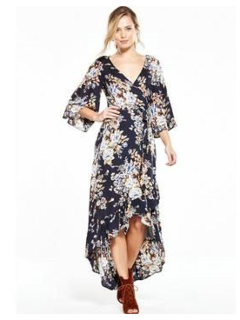Vero Moda Hollie Wrap Dress