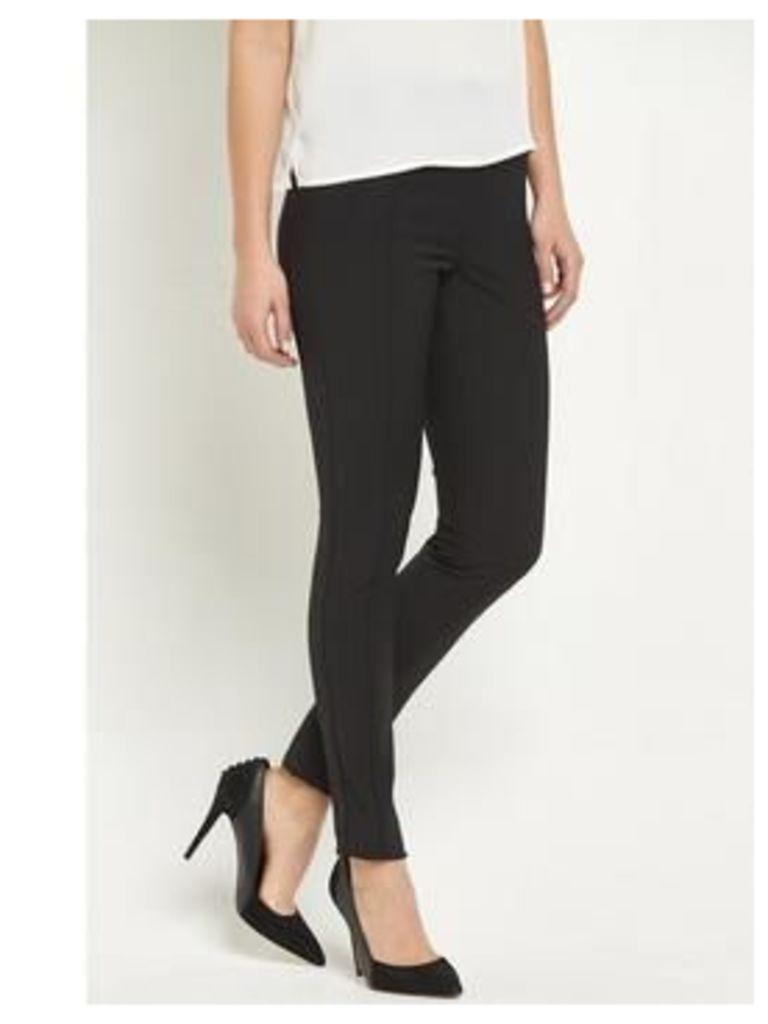 V By Very Tregging Zip Detail Trouser
