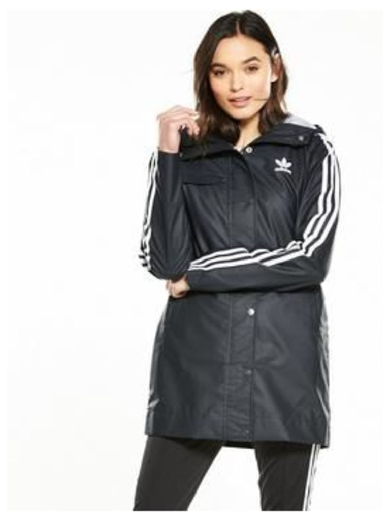 Adidas Originals Info Poster Rain Jacket