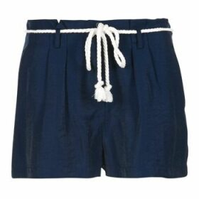 Casual Attitude  IGRETTE  women's Shorts in Blue