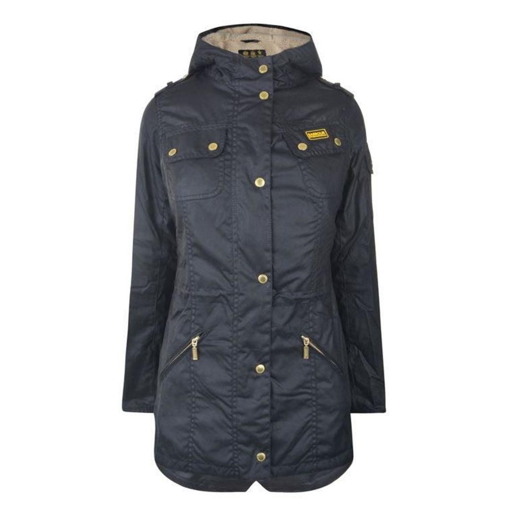 BARBOUR International Flywheel Parka Jacket