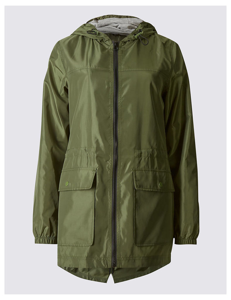 M&S Collection Parka Coat with Stormwear