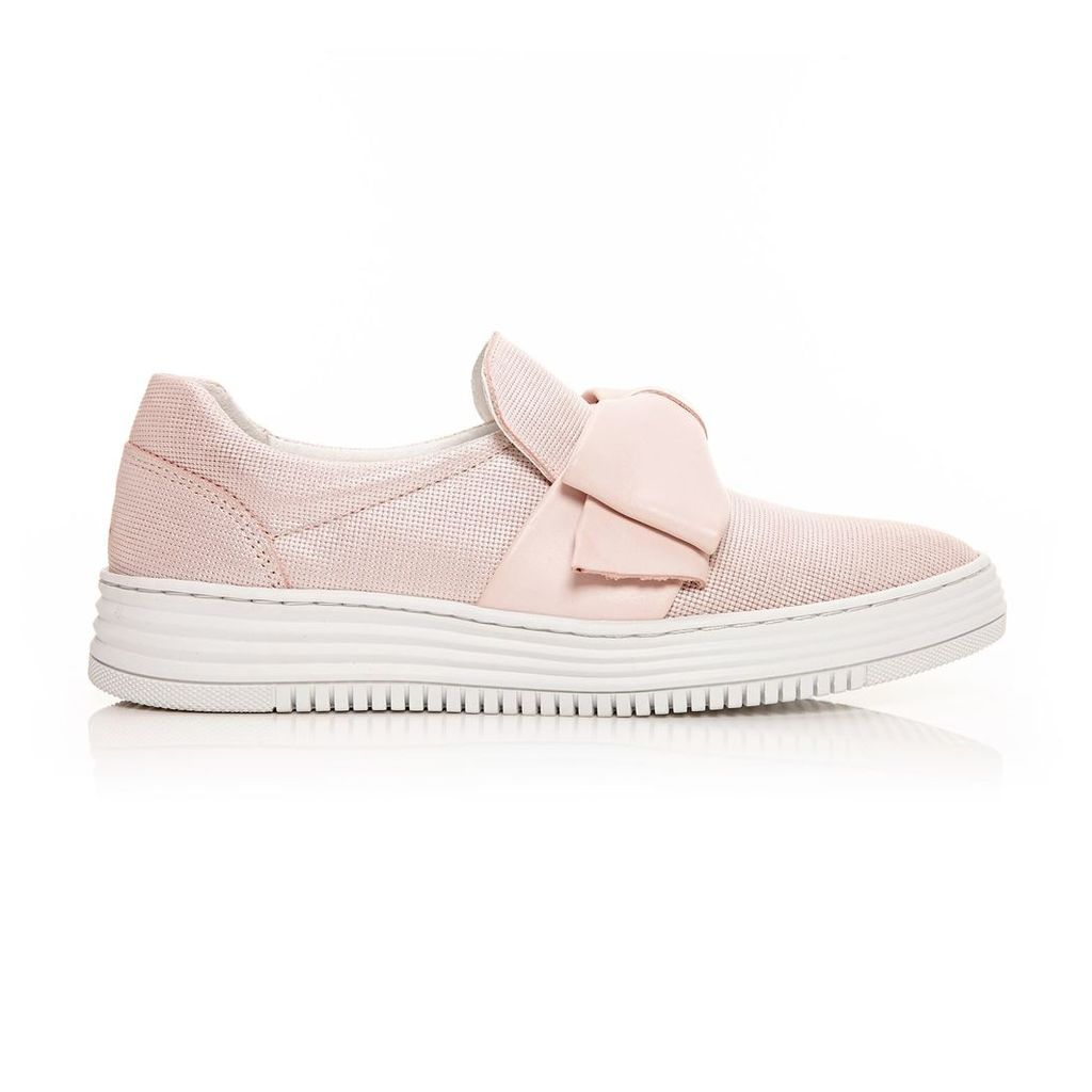 Moda in Pelle Alexi Light Pink Low Leisure Shoes