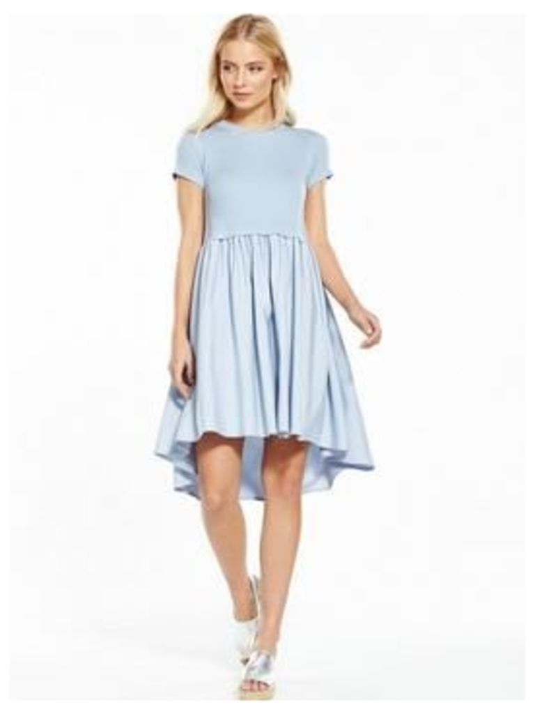 Lost Ink The Blossom 2 In 1 Dress, Light Blue, Size 16, Women