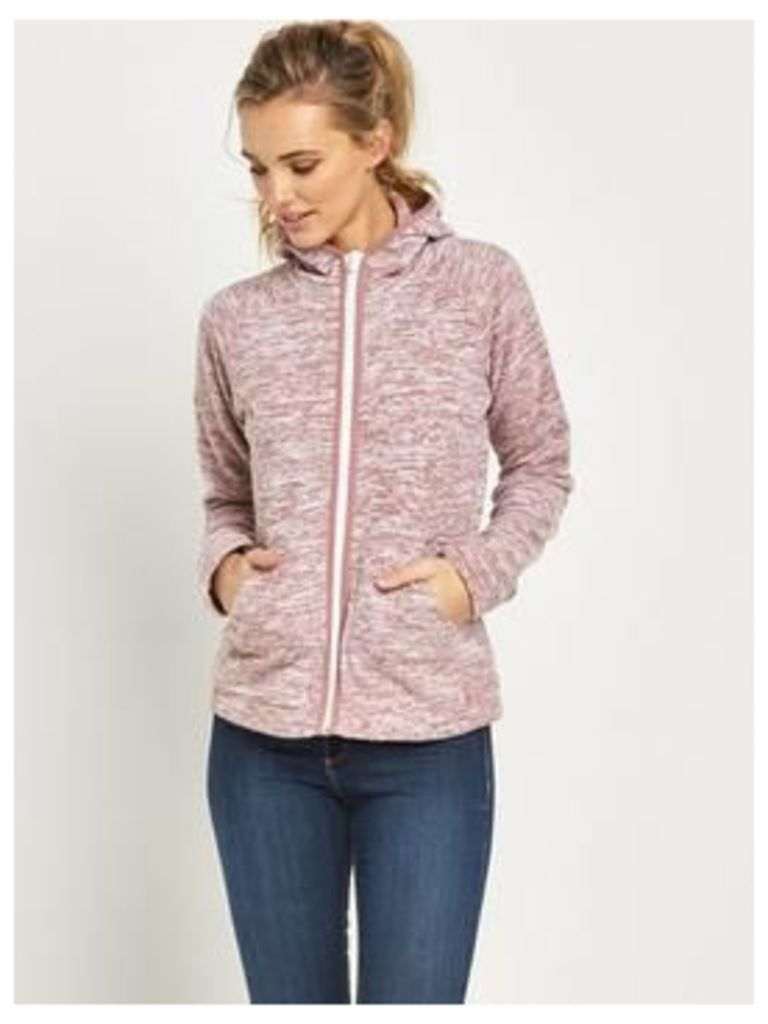 THE NORTH FACE Nikster Full Zip Hoodie , Pink, Size Xl, Women