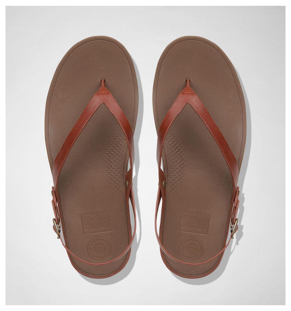 Flip Leather Sandals