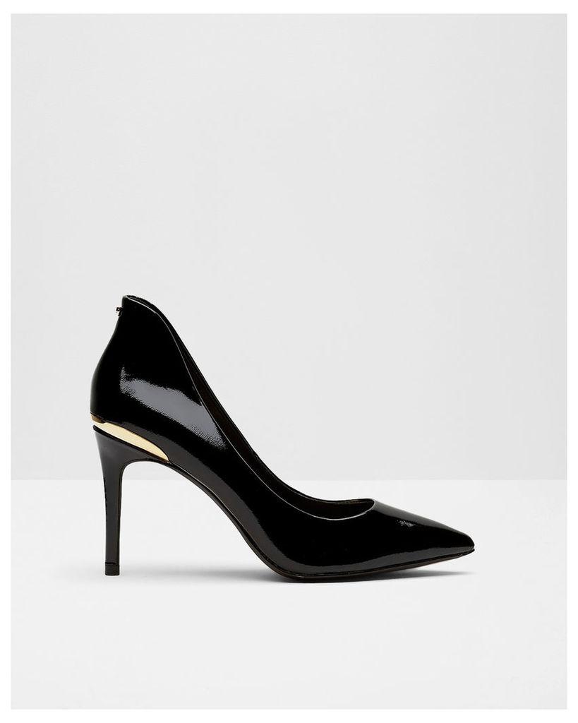 Ted Baker High back court shoes Black