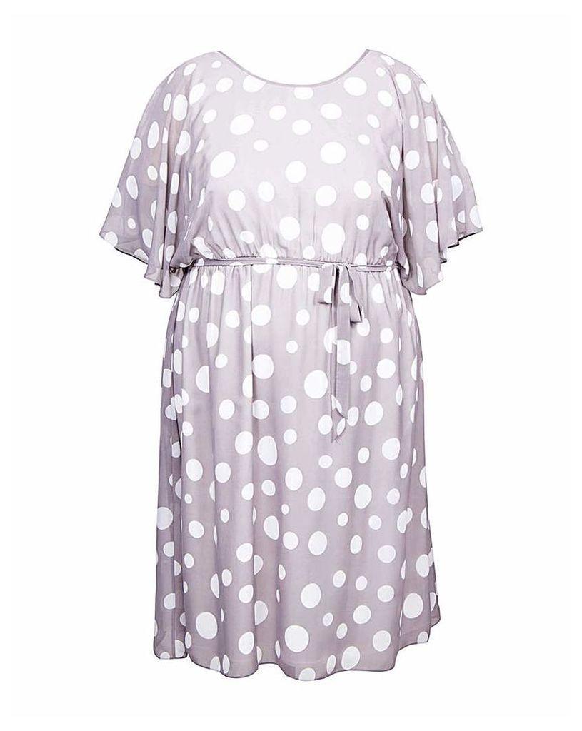 Scarlett & Jo Kimono Dress