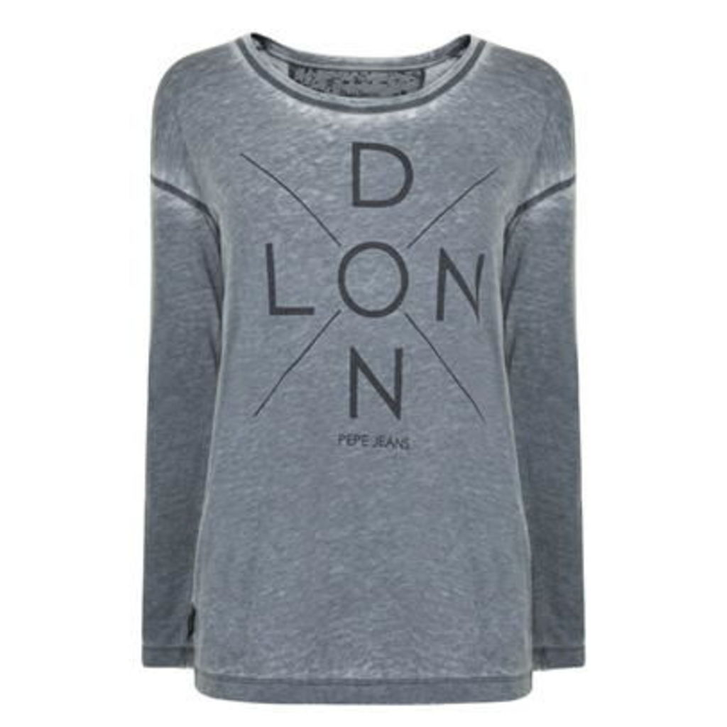 Pepe Jeans Long Sleeved Top