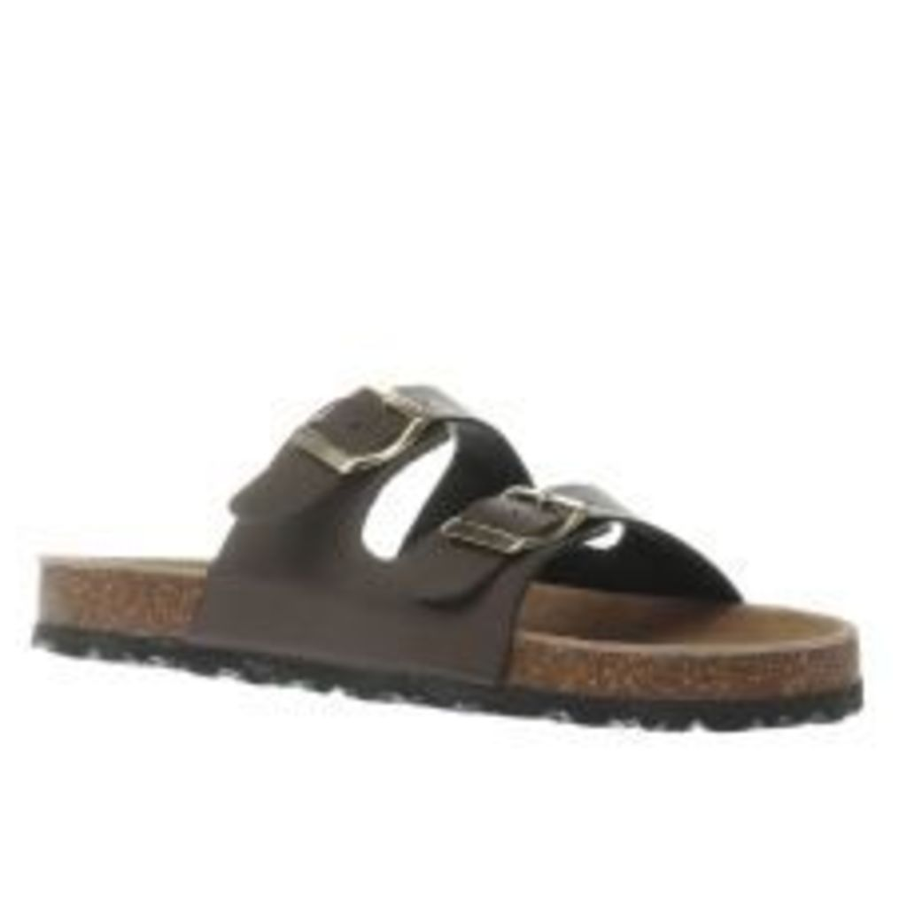 Schuh Brown Hawaii Womens Sandals