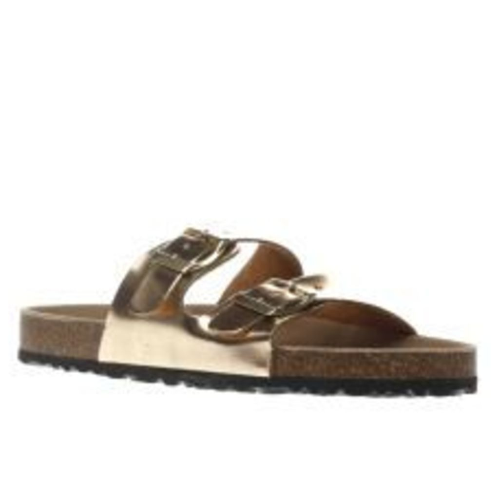 Schuh Bronze Hawaii Womens Sandals
