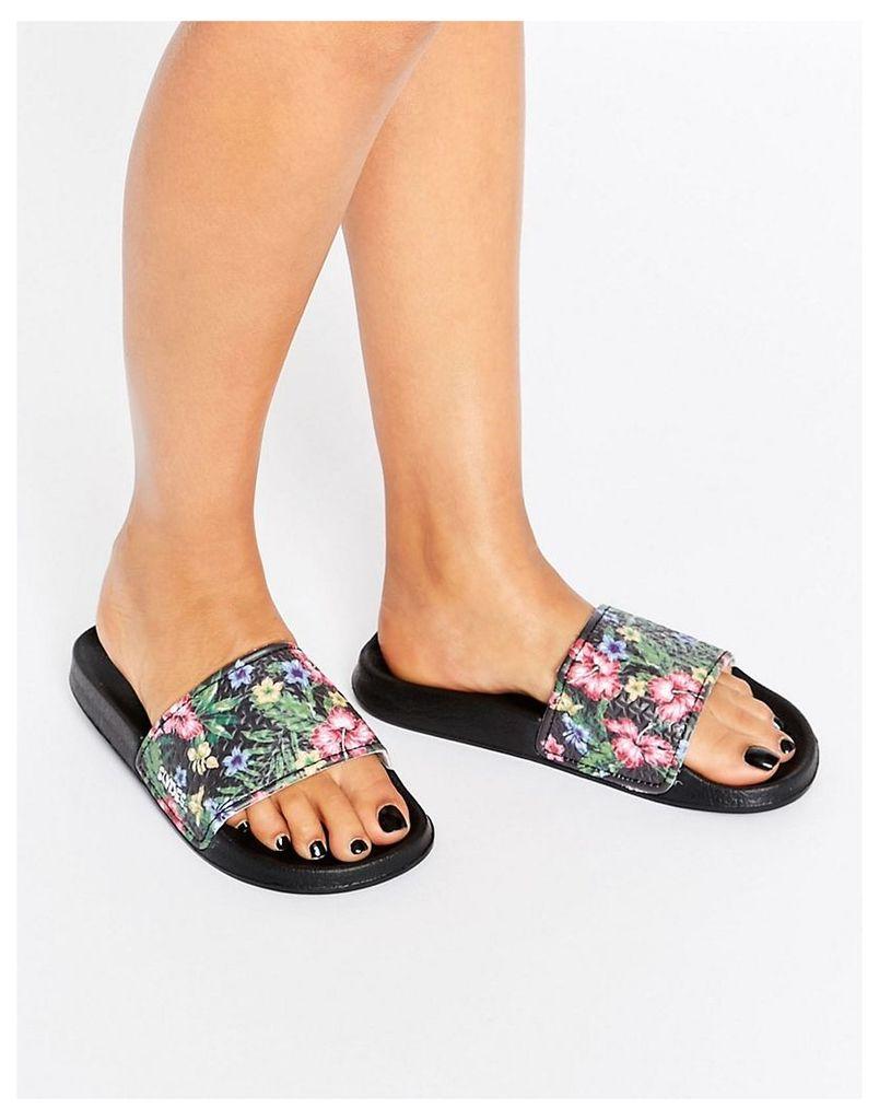 Slydes Jungle Sandal - Black