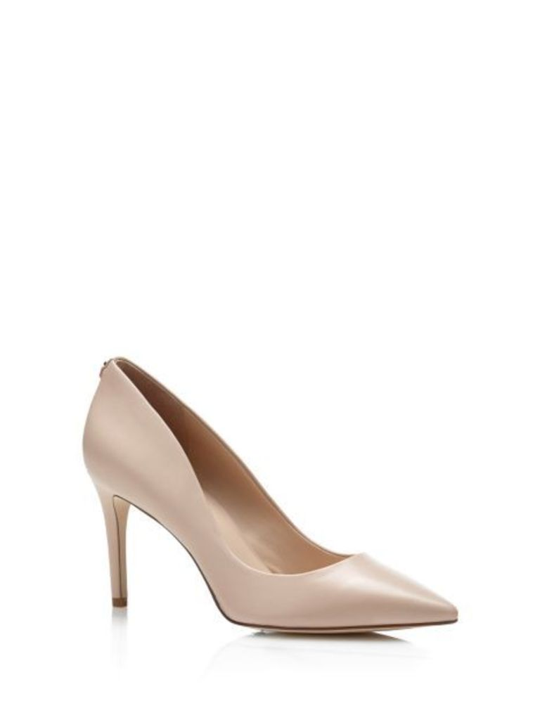 Guess Bennie Leather Court Shoe