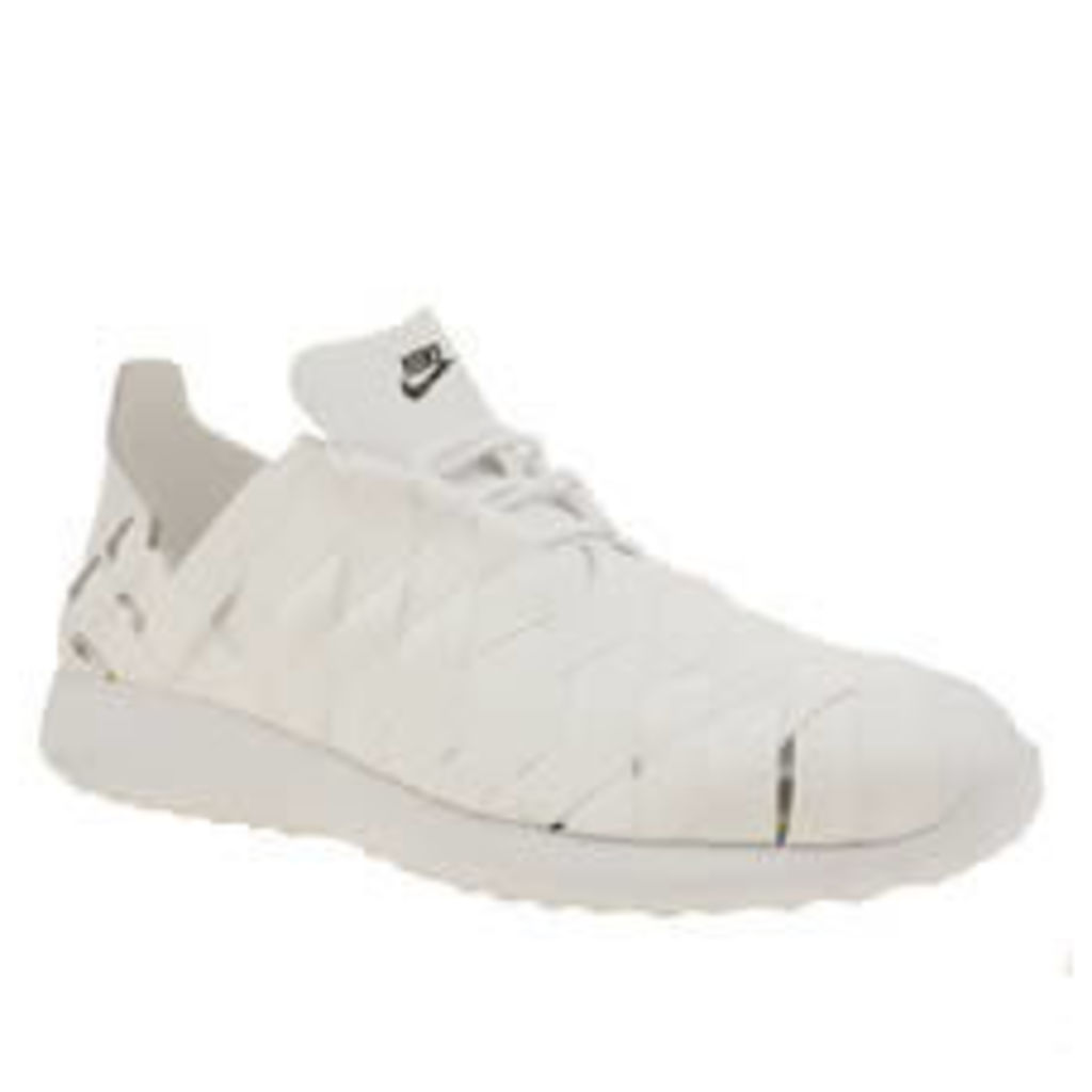 Nike White & Black Juvenate Woven Womens Trainers