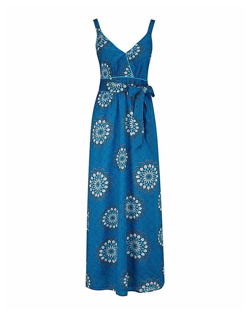 Joe Browns Printed Woven Maxi Dress