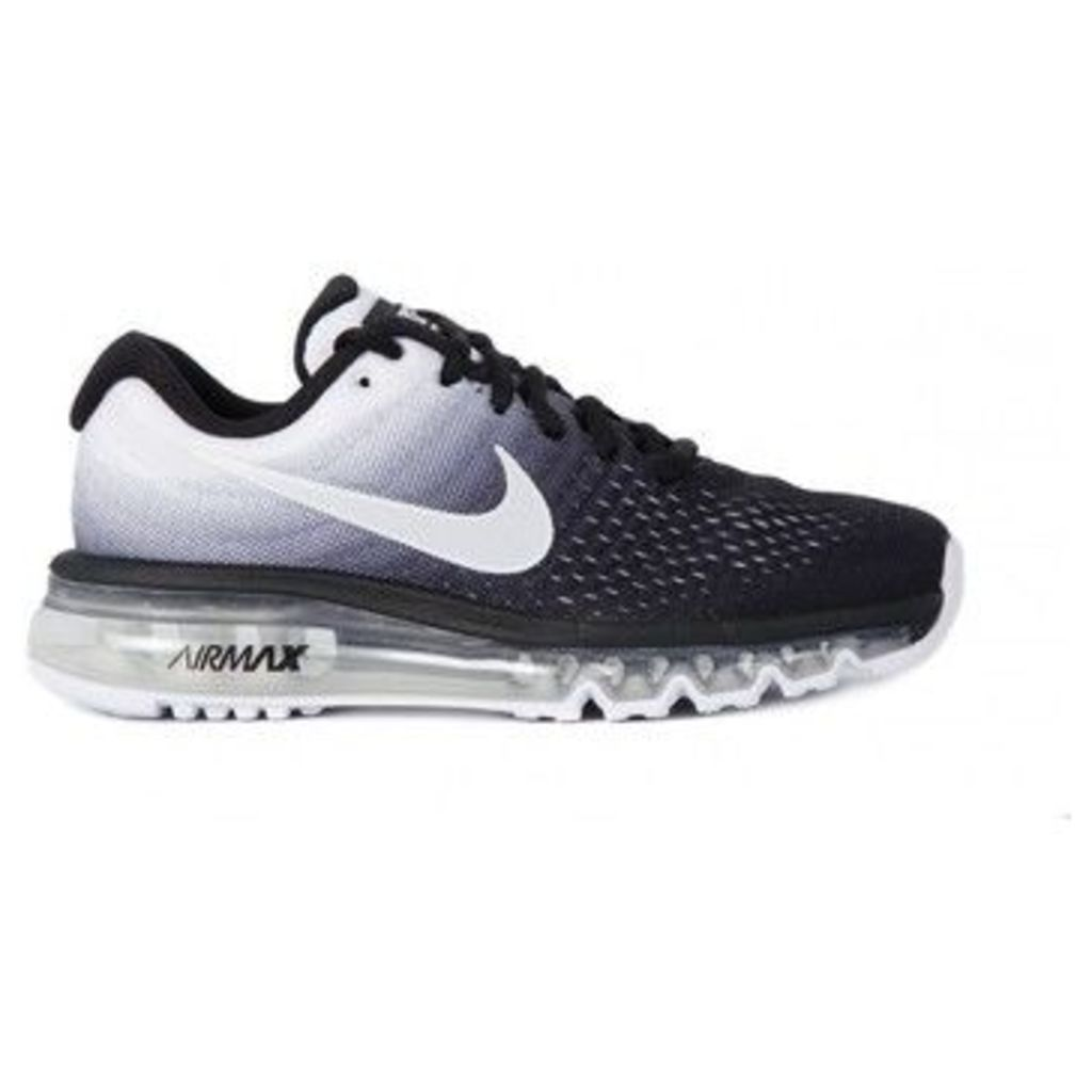 Nike  AIR MAX 2017  women's Shoes (Trainers) in multicolour