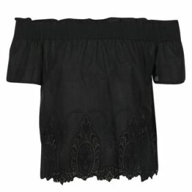 Betty London  GABALI  women's Blouse in Black