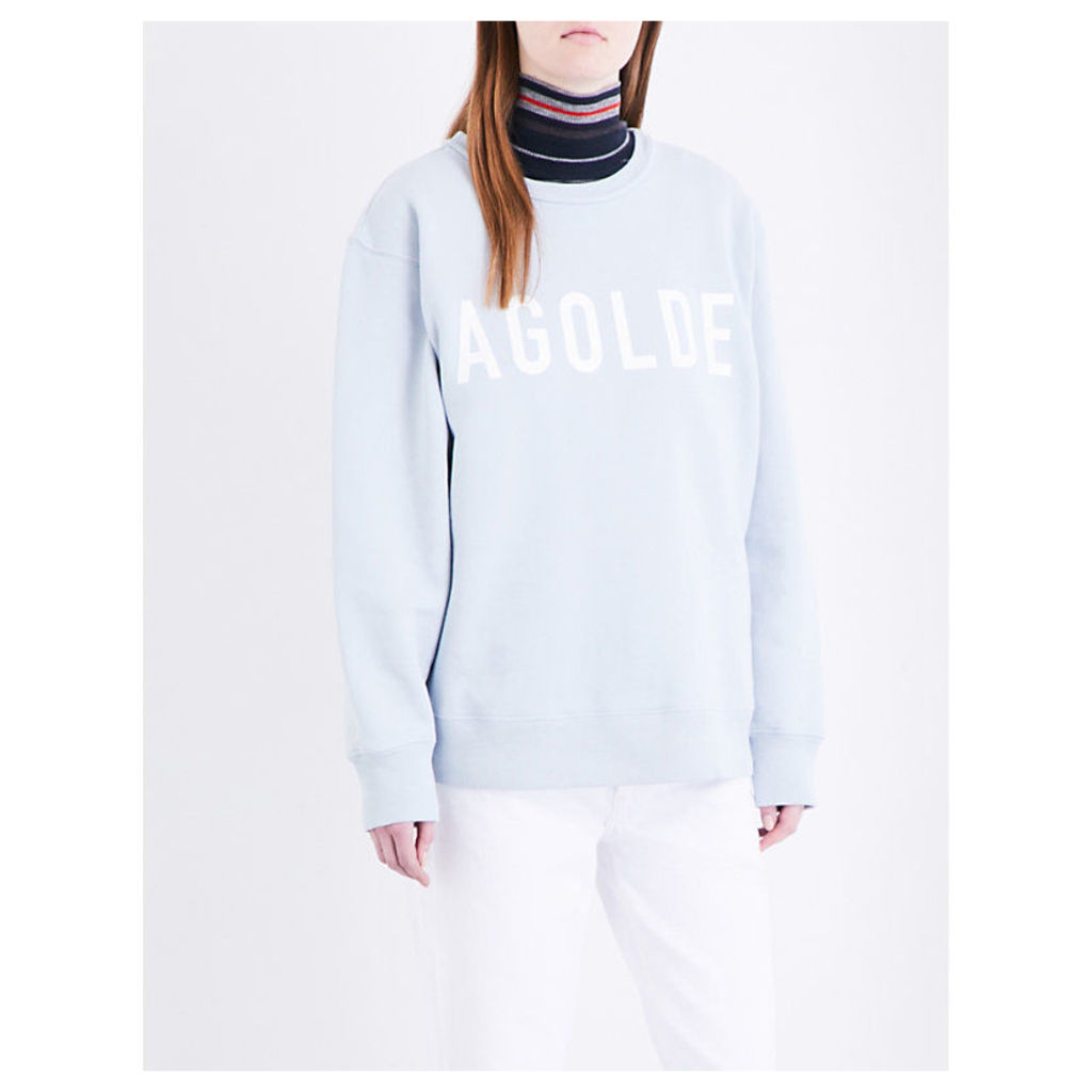 Harrow oversized cotton-jersey sweatshirt
