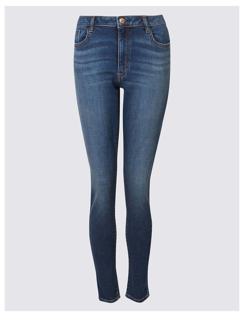 Limited Edition Low Rise Skinny Leg Jeans