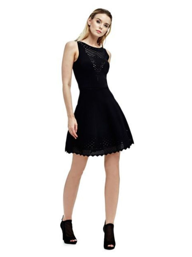 Marciano Guess Marciano Perforated Dress