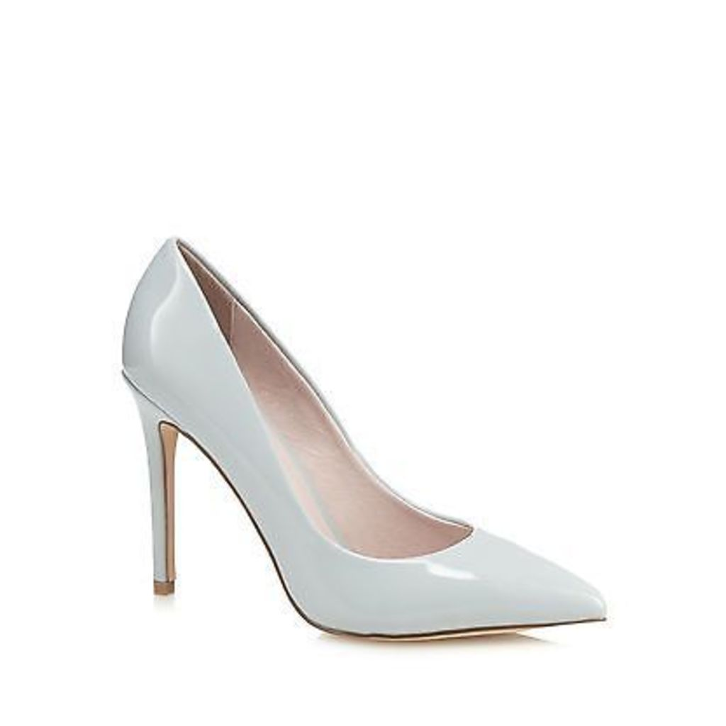 Faith Womens Light Blue 'Chloe' High Court Shoes From Debenhams