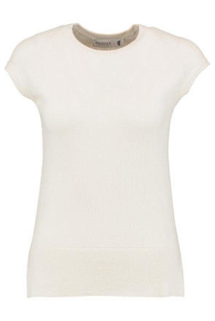 Pringle of Scotland - Cashmere Top - Off-white