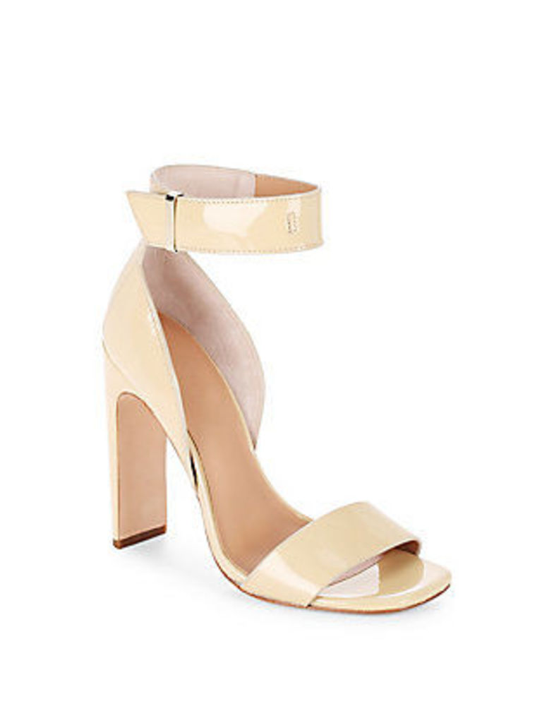 Block-Heel Open-Toe Sandals