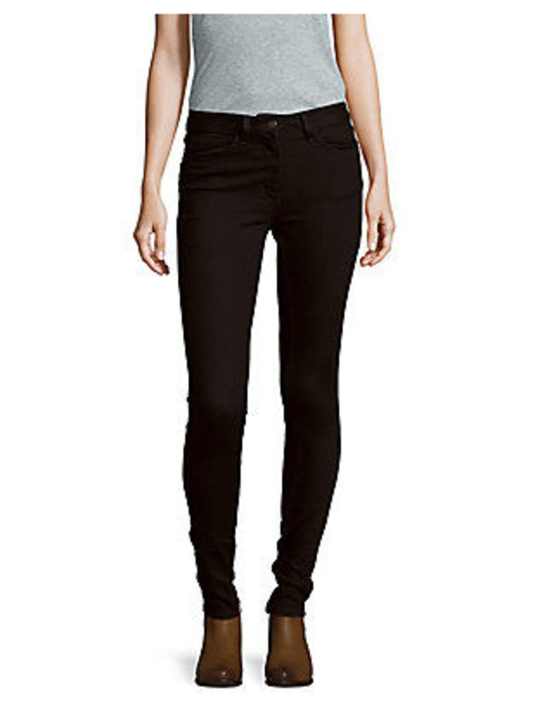 Proche Solid Five-Pocket Jeans