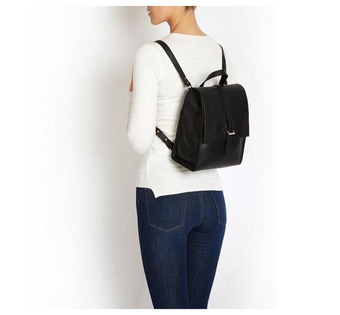 Azzurra Backpack Bag Black