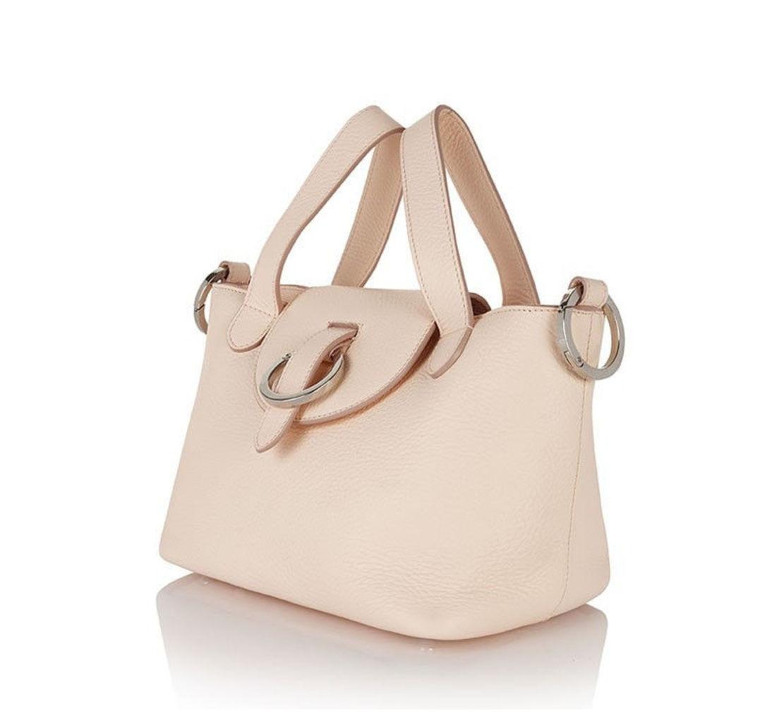 Rose Thela Mini Shoulder Bag Sherbet Nude