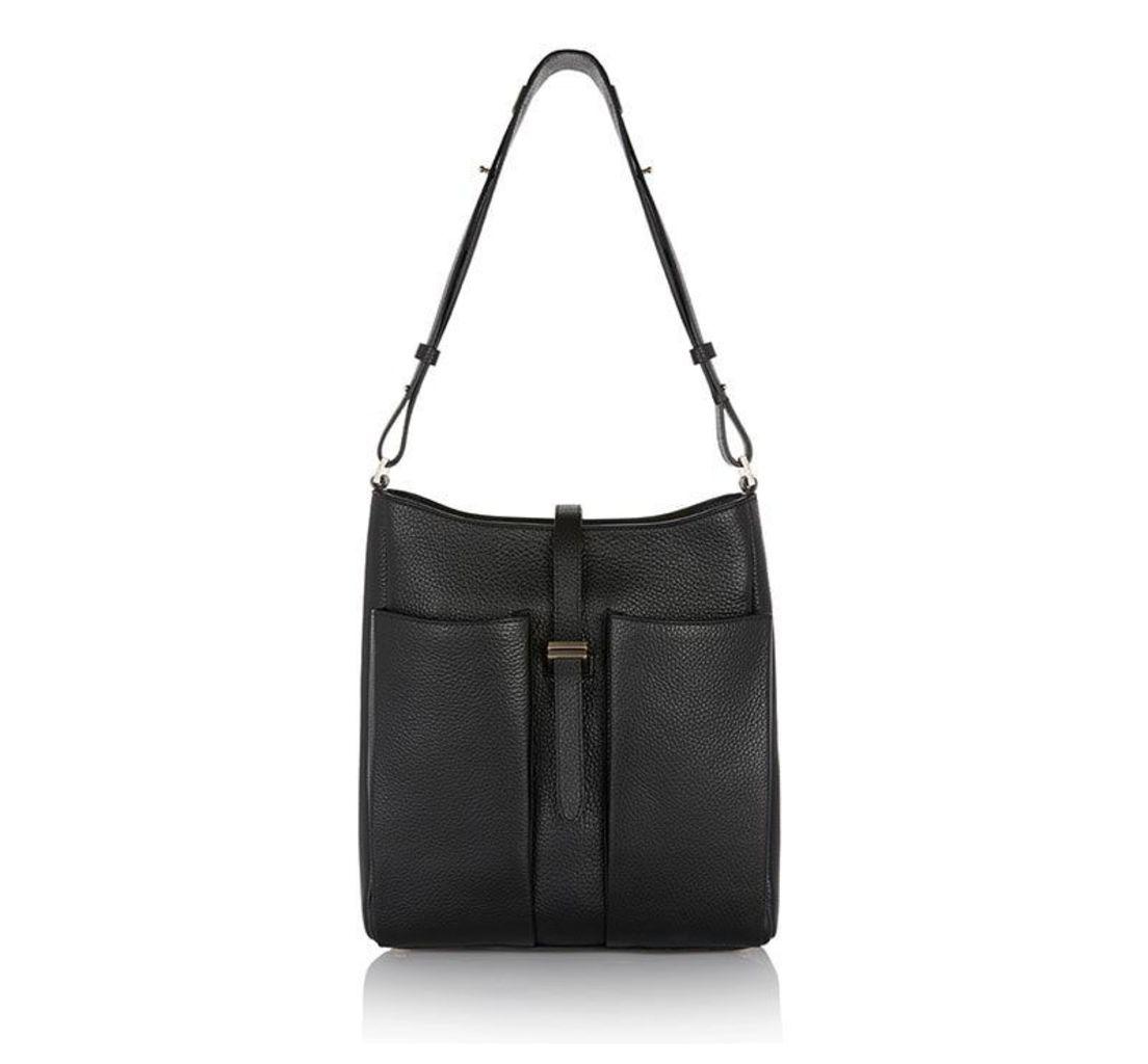 Ryder Shoulder Bag Black