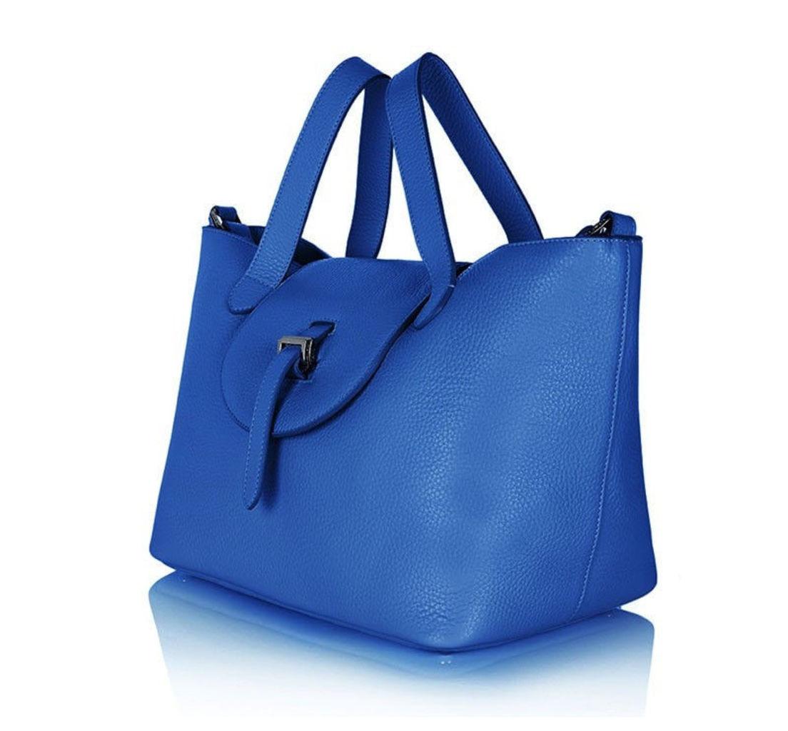 Thela Medium Tote Bag Cobalt Blue