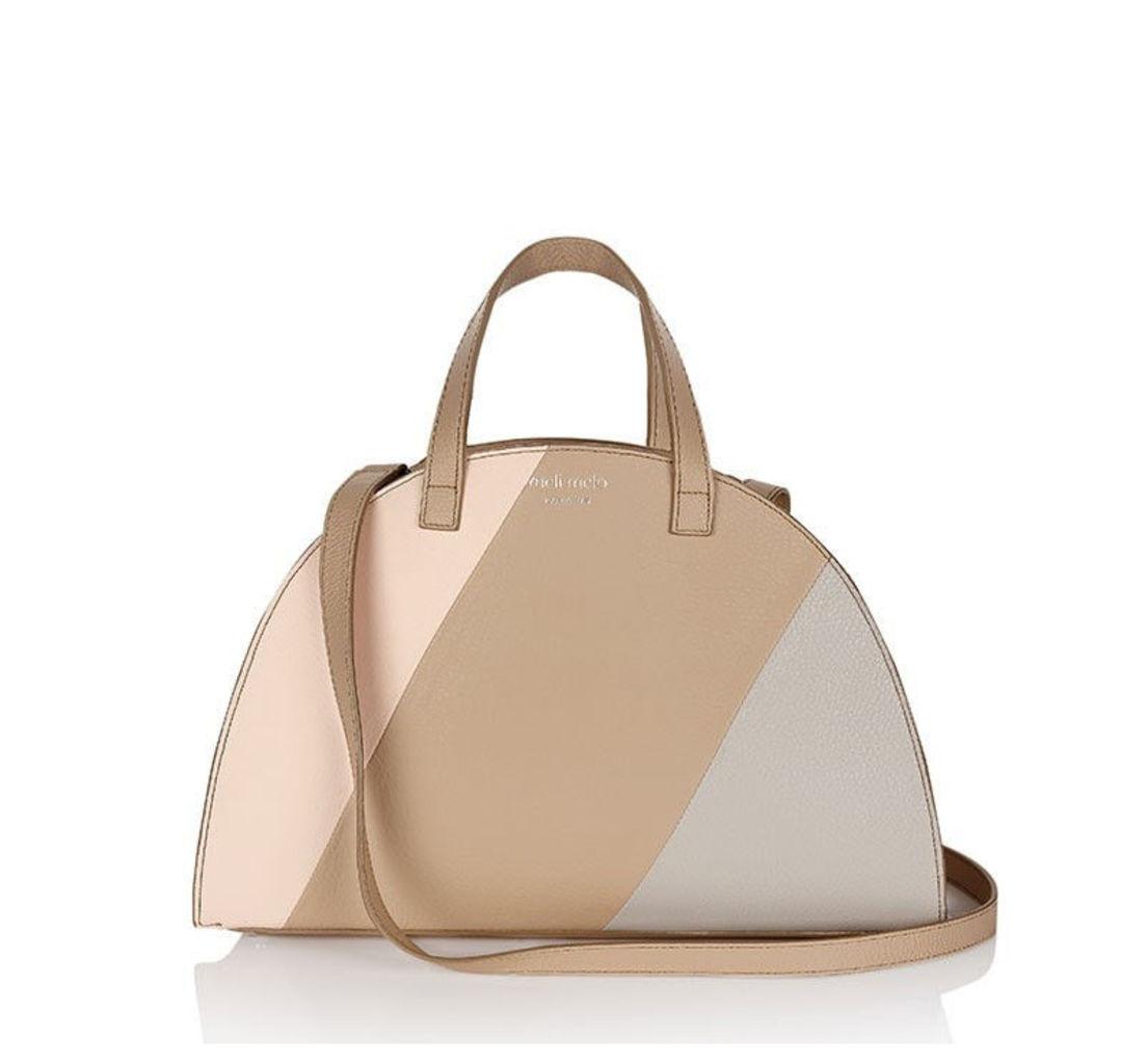 Giada Mini Cross Body Bag Colour-Block