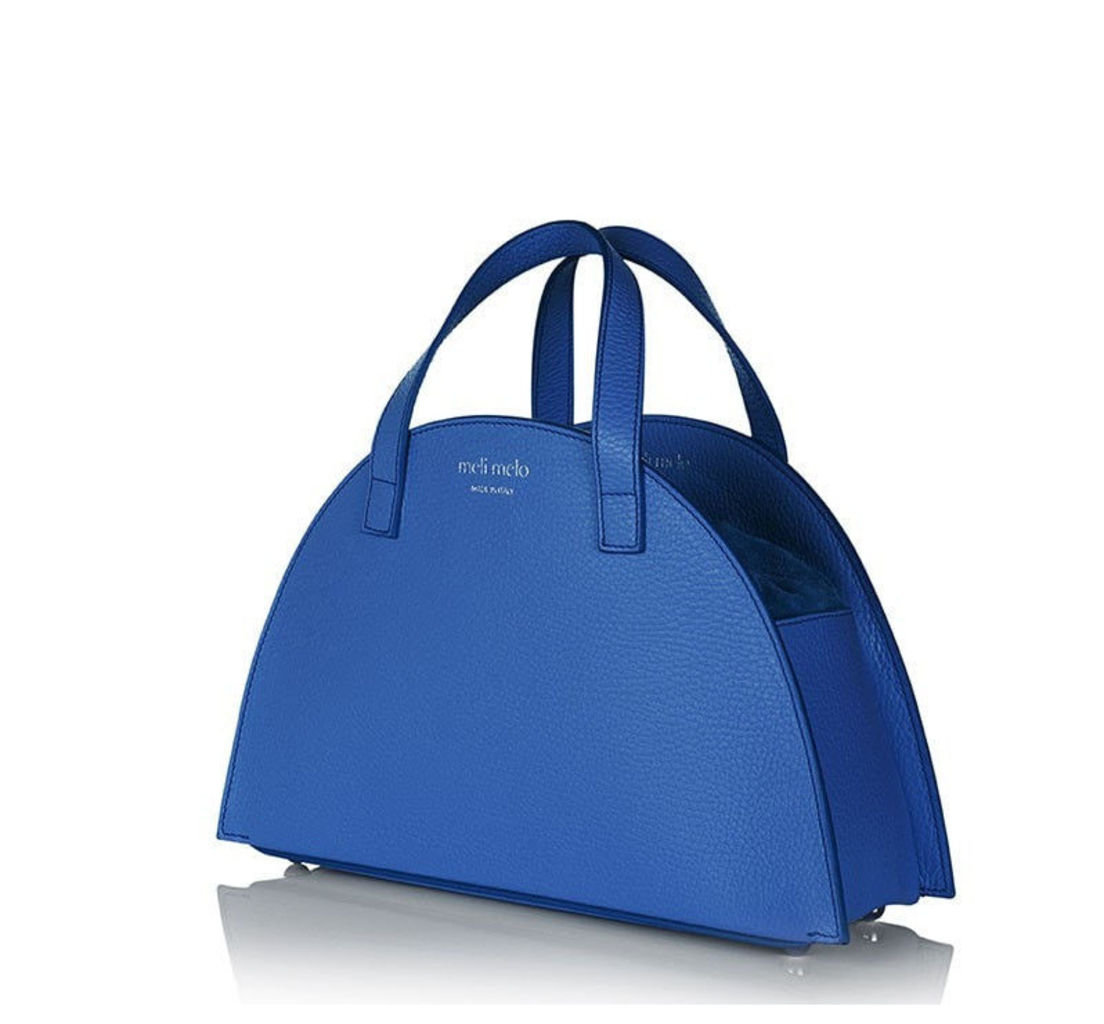 Giada Mini Cross Body Bag Cobalt Blue