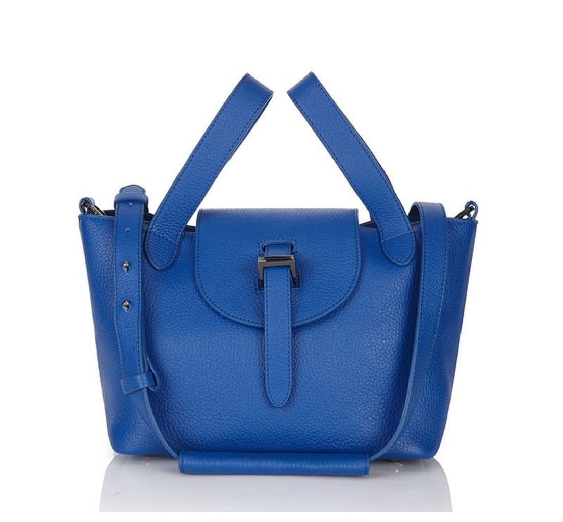 Thela Mini Cross Body Bag Cobalt Blue