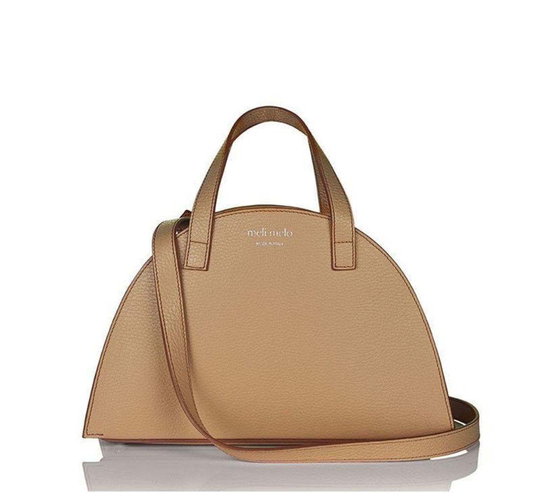 Giada Mini Cross Body Bag Light Tan